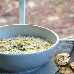 Ashe Mast Persian Yogurt Garlic Herb Soup Recipe