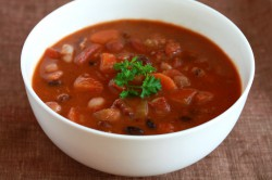 Bean and Bacon Soup Recipe