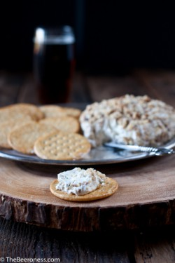 Beer Cheese Ball Recipe