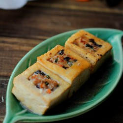 Braised Pork Stuffed Tofu Recipe