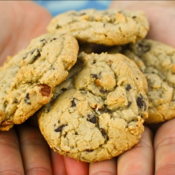 Browned Butter Dark Chocolate Chunk