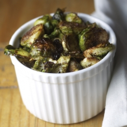 Brussels Sprouts Vegan Recipe