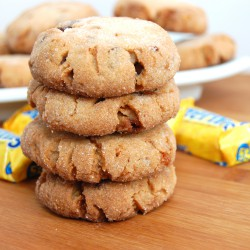 Butterfinger Chocolate Chip-Peanut