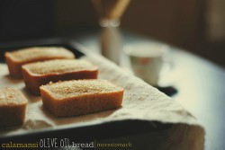 Calamansi Olive Oil Bread Recipe