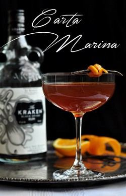 Carta Marina Cocktail