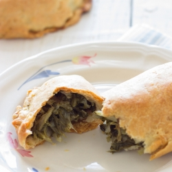 Chard and Wild Leek Pastries Recipe