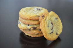 Chewy Chocolate Chunk Cookies Recipe