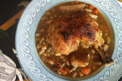 Chicken Cassoulet Recipe