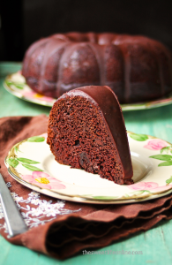 Chocolate Beet Bundt Cake Recipe