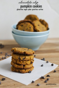 Chocolate Chip Pumpkin Cookies Recipe