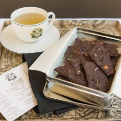 Chocolate Tea Bark Recipe