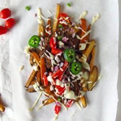 Cinco de Mayo Loaded Fries