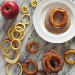 Cinnamon Apple Rings Recipe