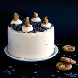Cookie Dough Cake Recipe