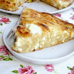 Cottage Cheese Pie