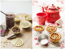 Cranberry Mincemeat Pies Recipe