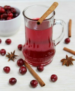 Cranberry Punch and Mulled Wine Recipe