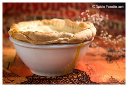 Curry Goose Pot Pie