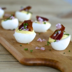 Deviled Eggs Park Tavern Recipe