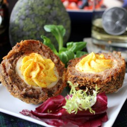 Deviled Scotch Eggs