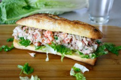 Easy Tuna Salad Sandwich
