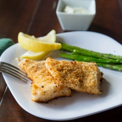 Fish with Lemon Dill Sauce Recipe