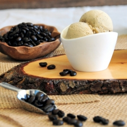 French Roasted Coffee Ice Cream