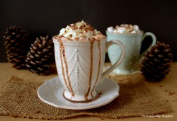 French Vanilla Hot Chocolate Recipe