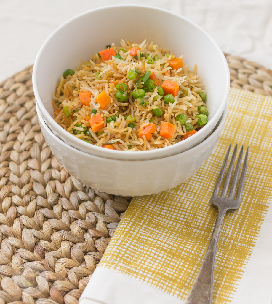 Fried Rice 15 Minute Recipe