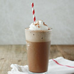 Frozen Mexican Hot Chocolate Mocha