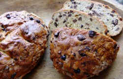 Fruit and Chocolate Bread Recipe