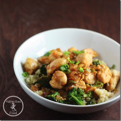 General Tso's Chicken-Paleo
