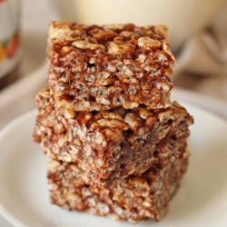 Gluten Free Rice Krispie Treats