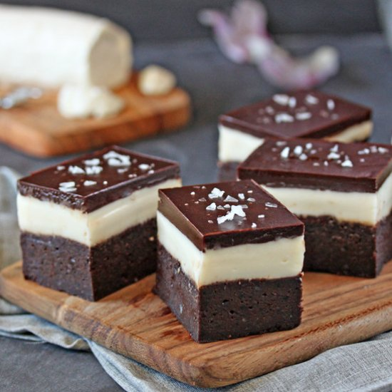 Goat Cheese Brownies recipes - Social Cooking Engine