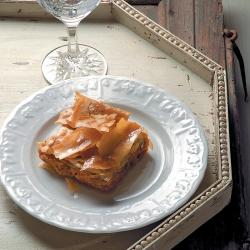 Greek Style Pumpkin Pie Recipe