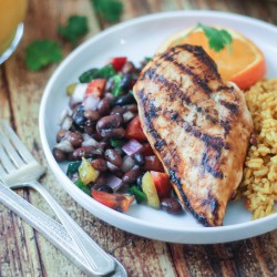 Grilled Citrus-Marinated Chicken