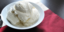 Holiday Spiced Frozen Custard Ice Cream Recipe