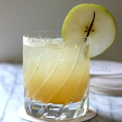 Honey and Pear Cocktail Recipe
