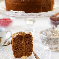 Honey Cake for Rosh Hashana