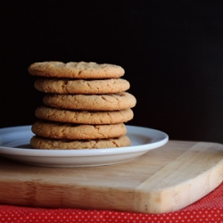 Honey Peanut Butter Cookies Recipe