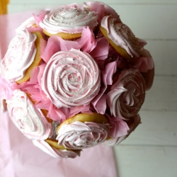 How to make Cupcake Bouquet