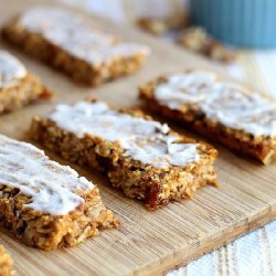 Iced Breakfast Bars