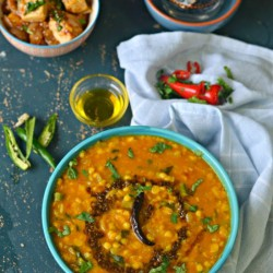 Indian Lentil curry