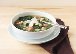 Kale Sausage and White Bean Soup Recipe