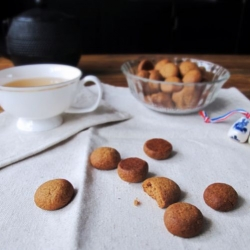 Kruidnoten Dutch Speculaas Cookies Recipe