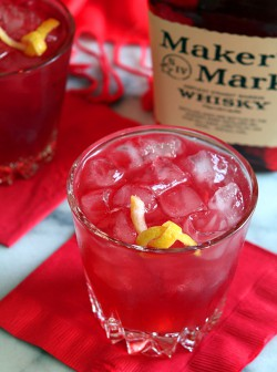 Lady in Red Recipe