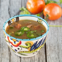 Lemon Rasam and Purple Cabbage Soup Recipe