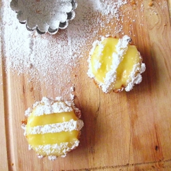 Lemon-Lime Tartlets