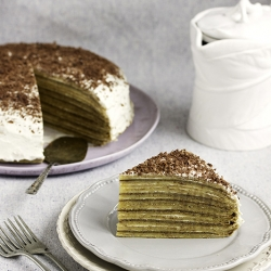 30-leyer Crepe Cake
