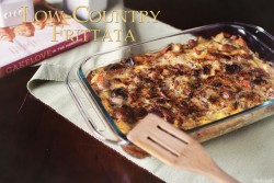 Low-Country Frittata